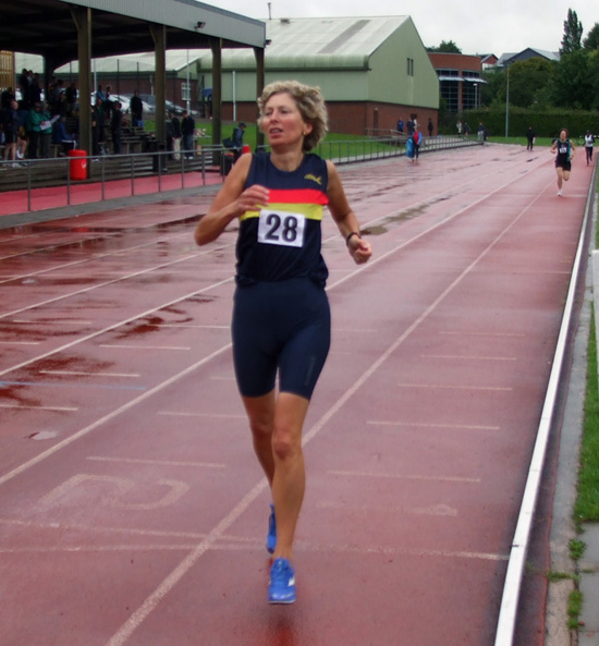 Ros Townsend-Hope HASSRA 800m